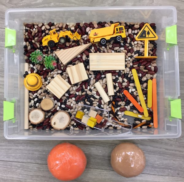 sensory kit construction